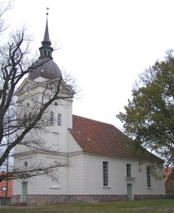 Kirche Wredenhagen